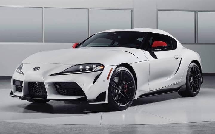 Экстерьер Toyota Supra 2019 год