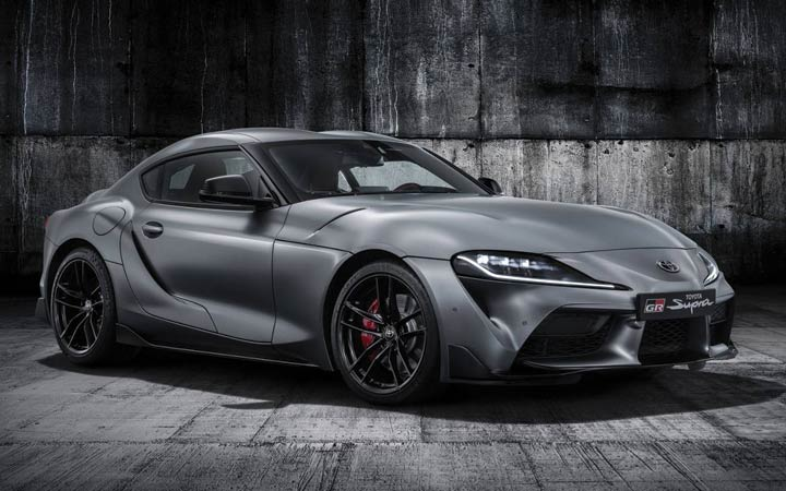 Технические характеристики Toyota Supra 2019 года