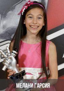Мелани Гарсия 3 место на Детском Евровидении 2019 года