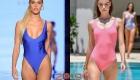 Модные сдельные купальники весна-лето 2019