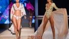 Модные пляжные комплекты на лето 2019 года