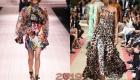Модные принты и узоры  сезона весна-лето 2019