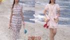Платье Шанель весна-лето 2019