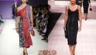 Стильные модели платьев на лето 2019