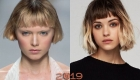 Каре и другие модные стрижки на средние волосы на 2019 год