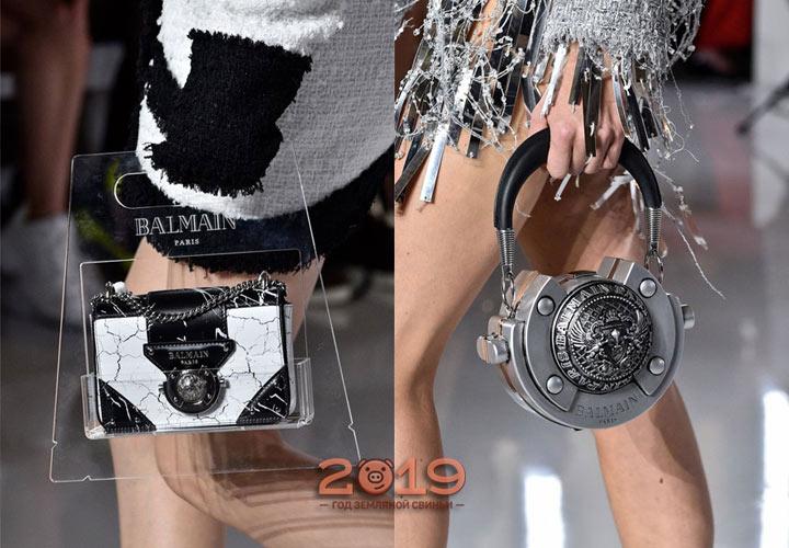 Модные модели брендовых сумок на 2019 год