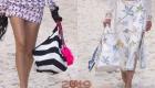 Шанель пляжные сумки весна-лето 2019