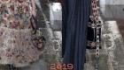 Christian Dior сумки показа весна-лето 2019