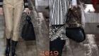 Christian Dior модные сумки показа весна-лето 2019