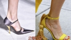 Туфли и босоножки 2019 года