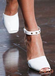 Туфли в винтажном стиле весна-лето 2019