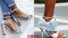 Актуальные модели обуви сезона весна-лето 2019