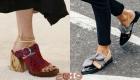 Модные туфли на 2019 год