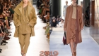 Модные модели пальто весны 2019 года