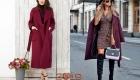Модный цвет пальто на весну 2019 года
