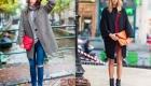 Модное короткое пальто 2019 года