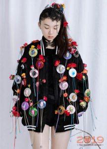 Эффектная куртка весна 2019 года