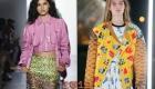 Цветные куртки весны 2019 года