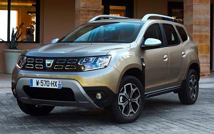 Экстерьер Renault Duster 2019 года для рынка РФ