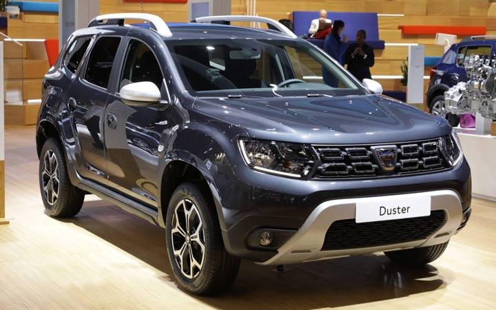 Экстерьер и интерьер нового Renault Duster 2019