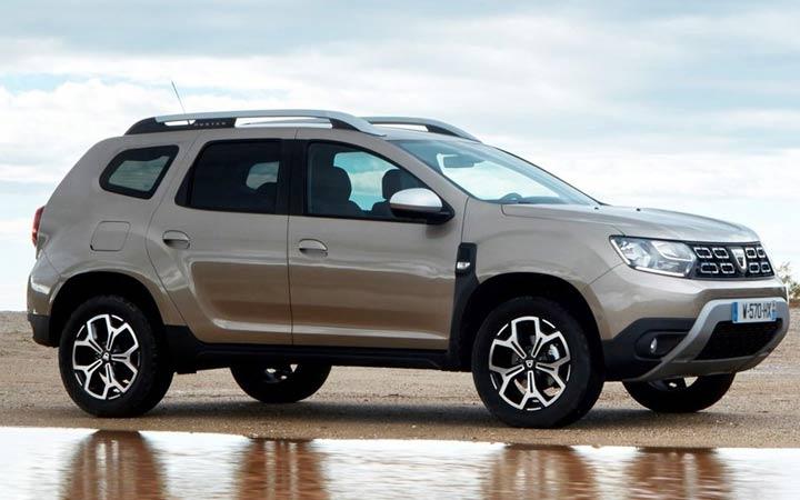 Габариты нового Renault Duster 2019