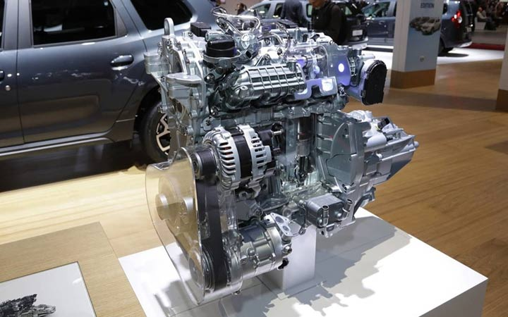 Двигатель Renault Duster 2019
