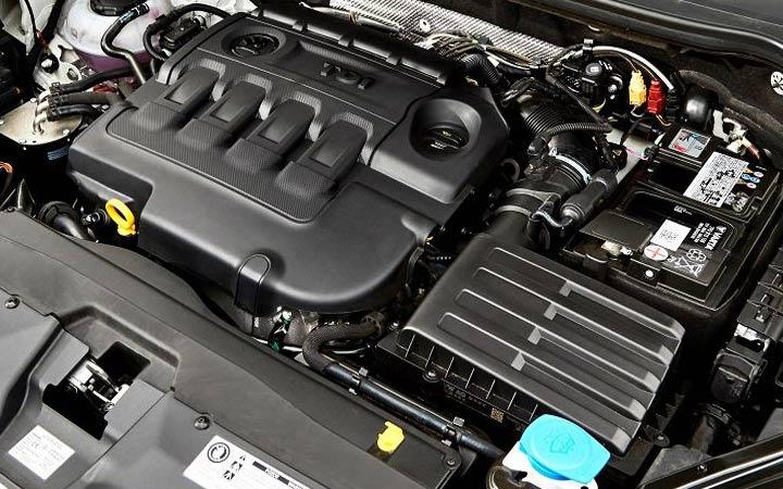 Дизельный двигатель Skoda Karoq 2019