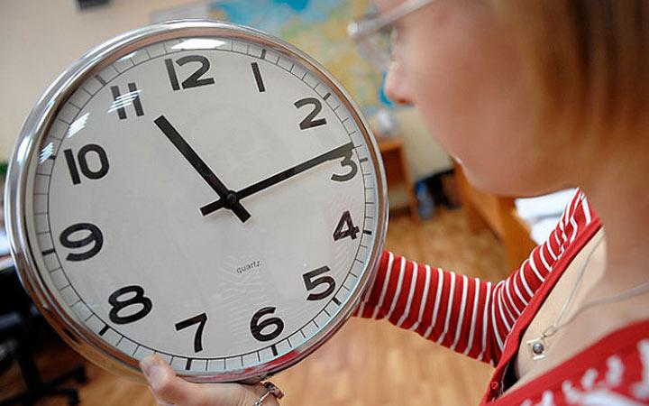 Когда будет перевод часов в России в 2019 году