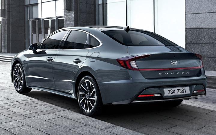 Представлена Hyundai Sonata 2019