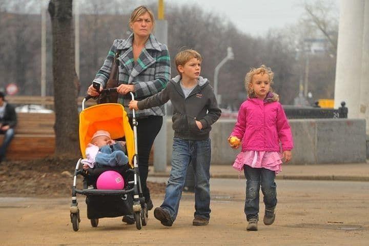 Малоимущая семья