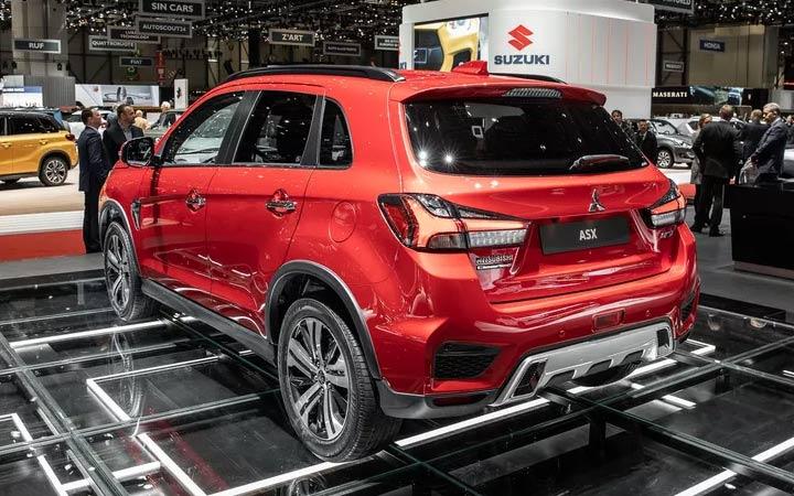Задние фонари Mitsubishi ASX 2019-2020