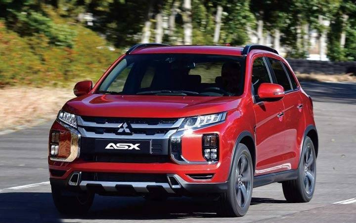 Комплектации и цены Mitsubishi ASX 2019