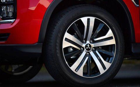 Колесные диски Mitsubishi ASX 2019