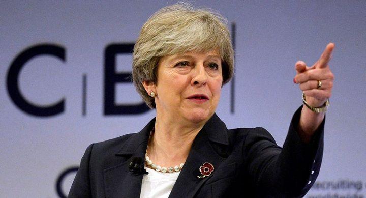 Санкции Великобритании против России