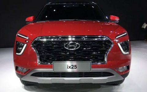 Экстерьер Hyundai Creta 2019