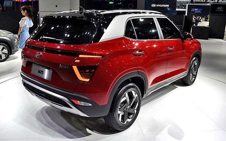 Технические характеристики Hyundai Creta 2019