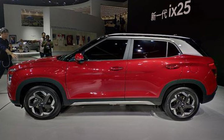 Габариты нового Hyundai Creta 2019