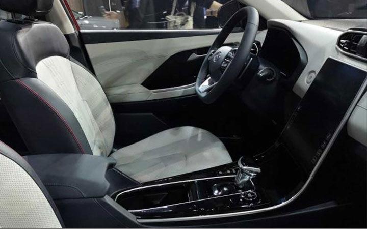 Интерьер Hyundai Creta 2019 года