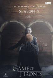 Игра престолов 8 сезон сериал 2019 года