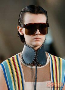 Модные женские очки квадратной формы на 2019 год