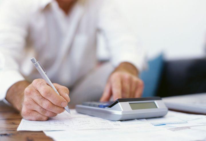 Расчет страховых взносов