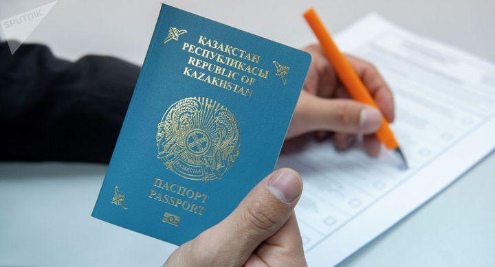 Выборы Казахстан