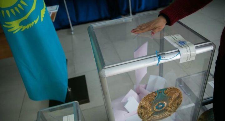 Выборы в Казахстане в 2019 году