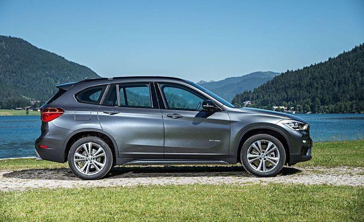BMW X1 2019 года
