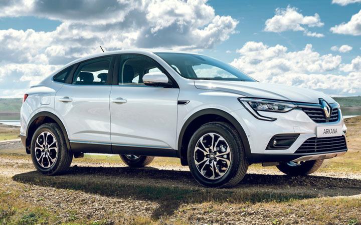 Все о новом Renault Arkana 2019