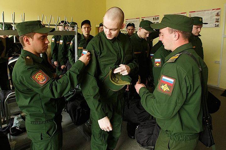 Служба в армии в РФ