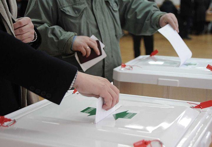 Выборы в Москве 2019