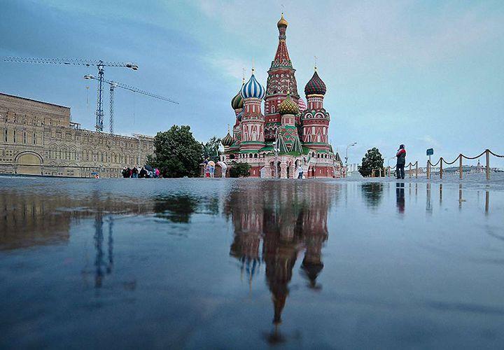 Погода в августе в Москве и Московской области