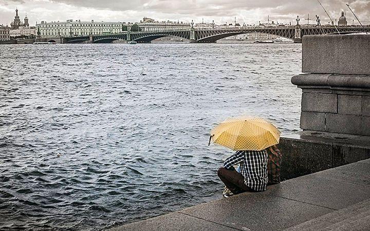 Дожди в августе 2019 года в Санкт-Петербурге