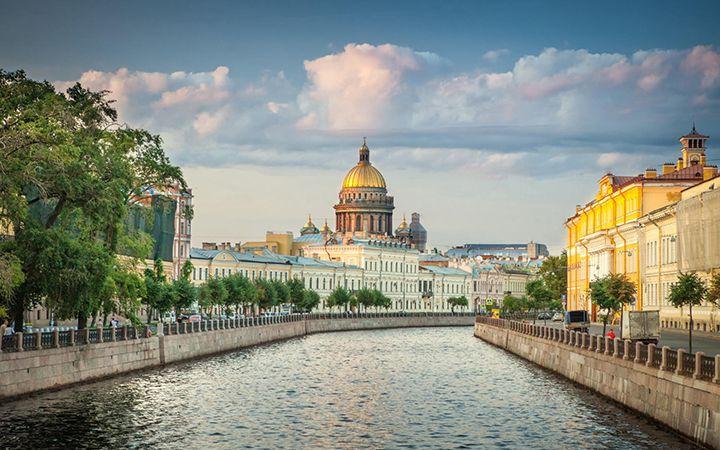 Солнечные дни в августе 2019 года в Санкт-Петербурге